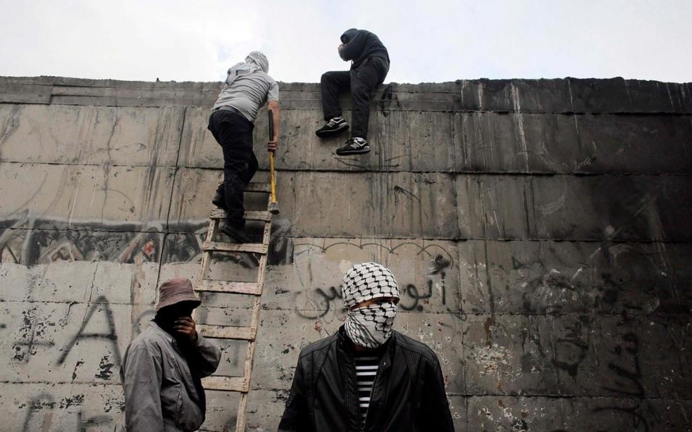 Israeli wall