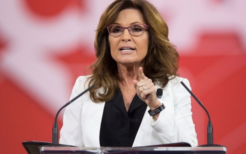 Thumbnail image for Palin: US immigrants should 'speak American'