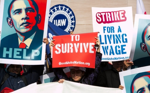 Thumbnail image for Obama requires new federal contractors to offer paid sick leave