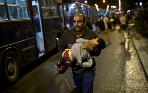Thumbnail image for As Europe's crisis worsens, movement for US to accept refugees grows
