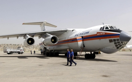 Bulgaria denies air access to Syria-bound Russia planes