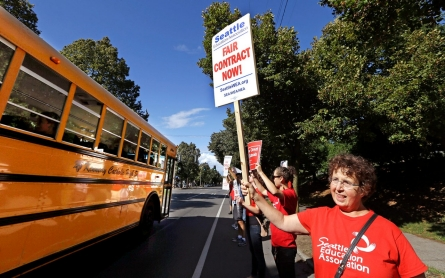 Seattle teachers to strike on first day of school