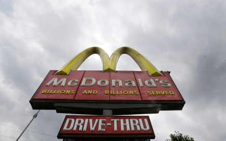 McDonald's to switch to cage-free eggs within 10 years