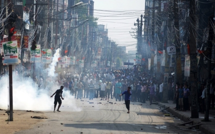 Police kill 4 in protests over statehood in Nepal