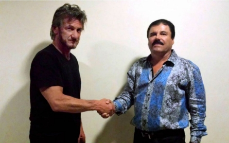 Actor Sean Penn's meeting with El Chapo led to drug lord's capture