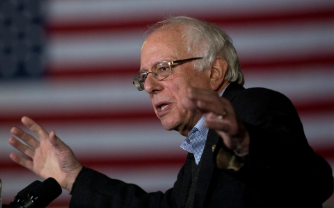 Thumbnail image for Bernie Sanders has done a massive ad blitz, but is it paying off?