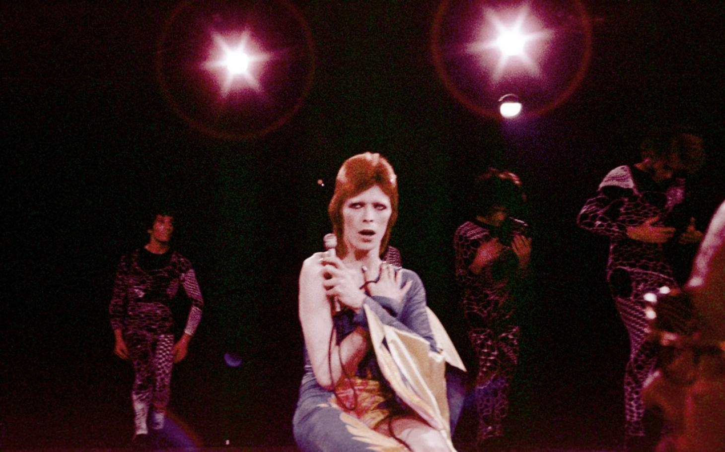VampA  David Bowie  Victoria and Albert Museum