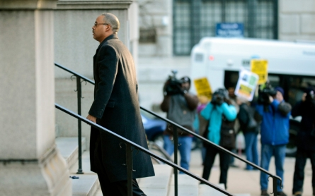 Freddie Gray trial on hold as court mulls forcing officer to testify