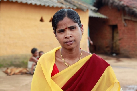 Tarabati Naik, a day care worker in Naik's village in Koraput, Odisha, says that although malaria cases were coming down, children and the elderly remain vulnerable.