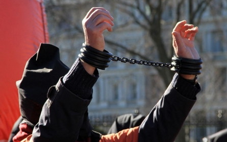 Prisoner released as protests mark Guantánamo anniversary