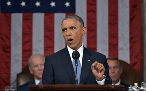Thumbnail image for Obama to deliver 'real' State of the Union as presidency enters final year