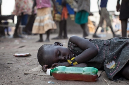More than half of South Sudanese children not in school, says UN