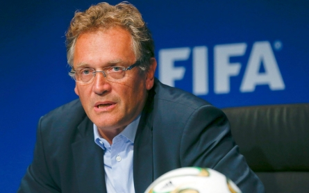 FIFA fires secretary general Valcke amid misconduct probe