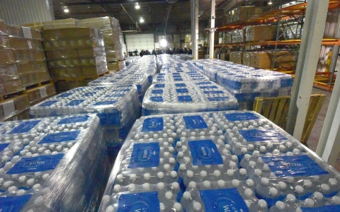 Thumbnail image for National Guard to distribute water in Flint