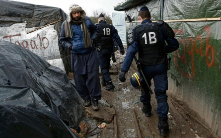 France to bulldoze parts of Calais camp, evict refugees, aid workers say