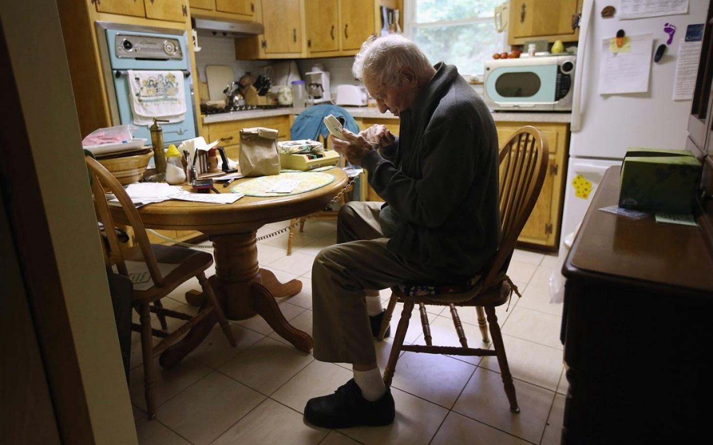 income inequality more pronounced as us ages