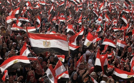 Egypt detains activists before anniversary of revolution