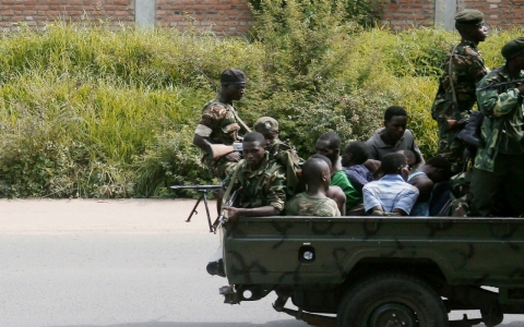 Thumbnail image for UN: Gang rapes, torture and mass graves in Burundi