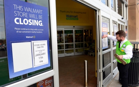 Walmart to shutter 269 stores, 154 of them in the US