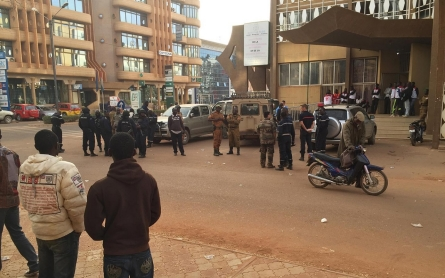 Burkina Faso hotel attack ends with at least 23 dead plus four fighters