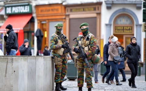 Thumbnail image for Belgian man arrested in Morocco for direct link to Paris attacks