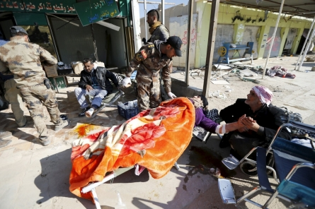 Nearly 19K Iraqi civilians killed in ISIL fighting, UN says