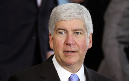Snyder apologizes for Flint water crisis