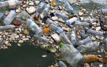 Plastic to outweigh fish in oceans by 2050, study warns
