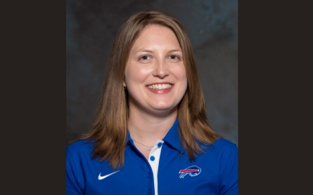 Bills name NFL's first full-time female coach