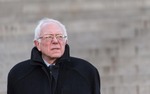 Is dark money boosting Bernie Sanders?