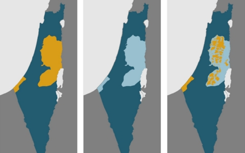 Thumbnail image for Mapping the Israeli-Palestinian conflict