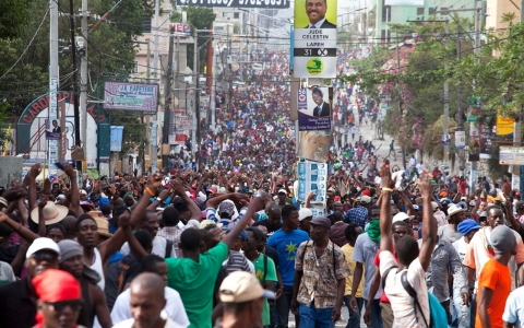 Thumbnail image for Haiti delays presidential runoff again in electoral dispute