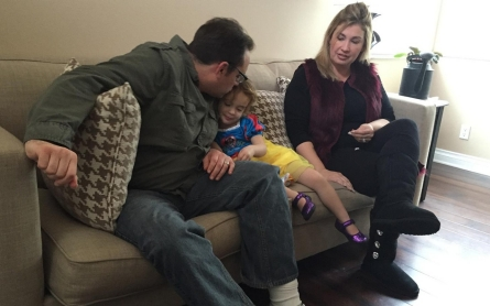 How the Porter Ranch gas leak has upturned one family's life