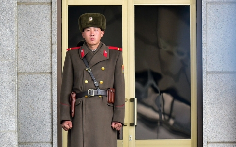 Thumbnail image for North Korea detained US student over 'hotel incident,' tour agency says