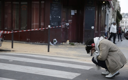 ISIL video purports to show Paris attackers