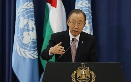 UN chief: Israeli settlements an 'affront' to the international community