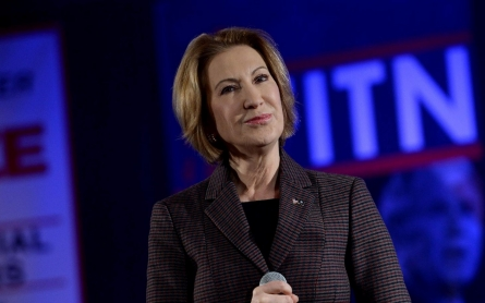 Carly Fiorina benefited from company using aborted fetal stem cells