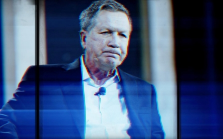 Koch-linked group blasts John Kasich in ad buy