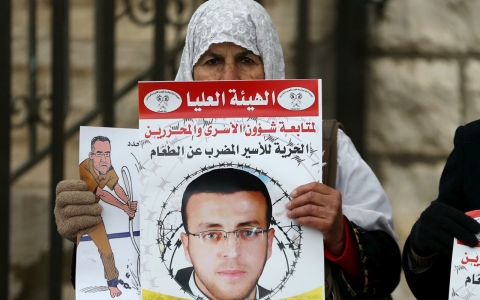 Thumbnail image for Palestinian journalist to continue hunger strike despite risk of death