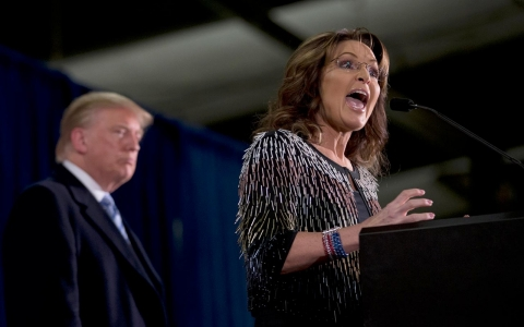 Thumbnail image for Palin's PAC burns through cash to sustain itself