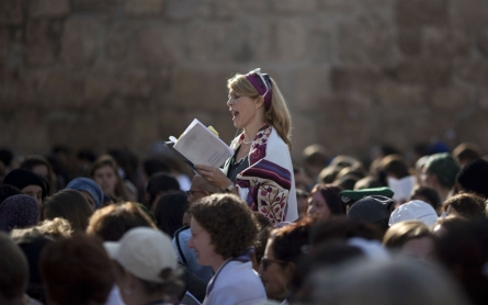 Israel to allow non-Orthodox Jewish prayer at the Western Wall