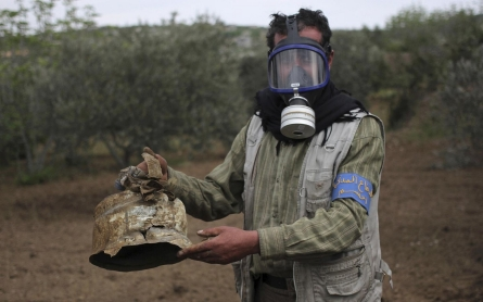 UN: Syria chemical arms probe finds signs of sarin gas exposure