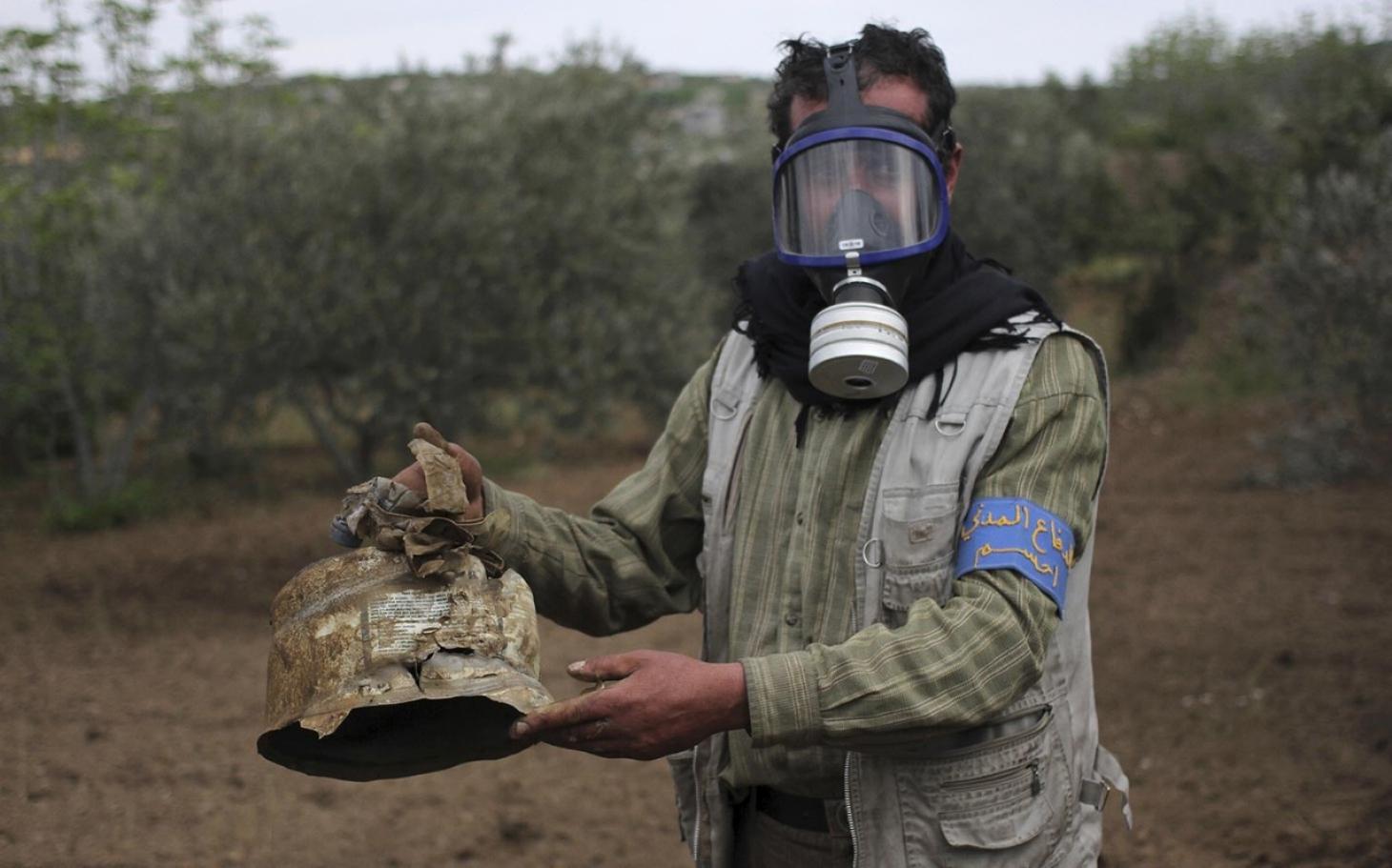 sarin gas attack