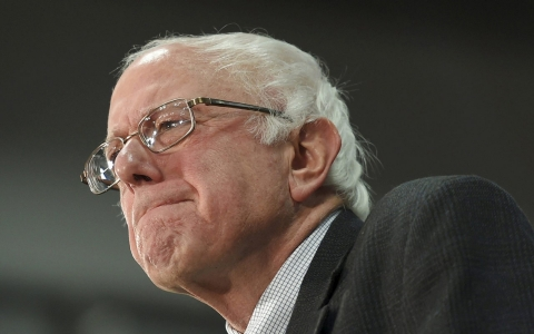 Thumbnail image for Bernie Sanders vows to break up banks during first year in office