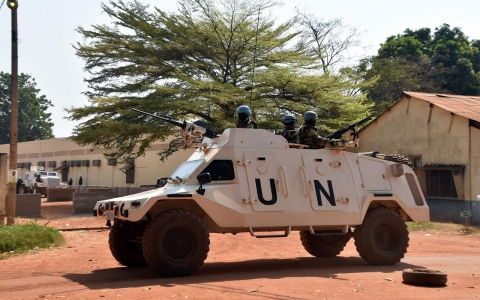 Thumbnail image for UN: New sexual abuse allegations in Central African Republic
