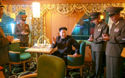 Thumbnail image for North Korea's nuclear test is a 'desperate' show of strength