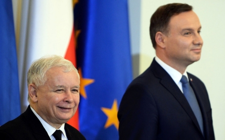 Poland's president signs law giving government control of state media