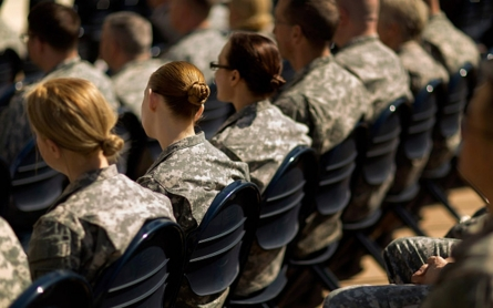 Reports of sexual assaults at military academies spike 50 percent