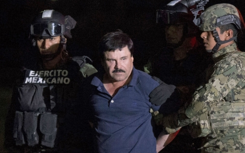 Thumbnail image for Mexico agrees to extradite El Chapo to the United States