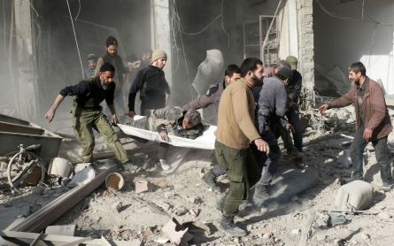 Syrian airstrike hits prison of Al-Qaeda affiliate, kills dozens